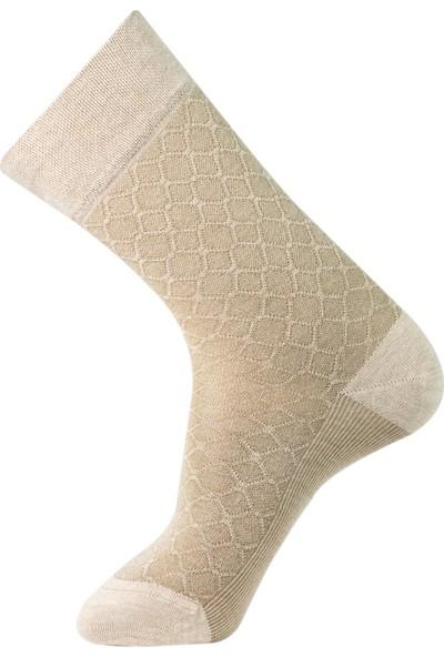 Roff Excellence Erkek Soket Çorabı 6'lı Çok Renkli 40 - 45