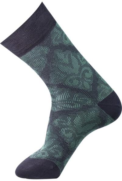 Roff Bamboo Erkek Soket Çorabı 6'lı Çok Renkli 40 - 45