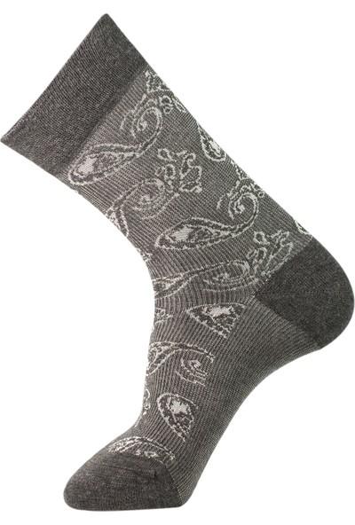 Roff Modal Erkek Soket Çorabı 6'lı Çok Renkli 40 - 45