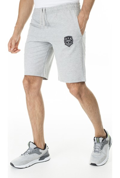 Buratti Slim Fit Short Büyük Beden Seçeneğiyle Erkek Short 1592003