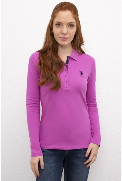 U.S. Polo Assn. Kadın Sweatshirt Basic 50205969-VR023