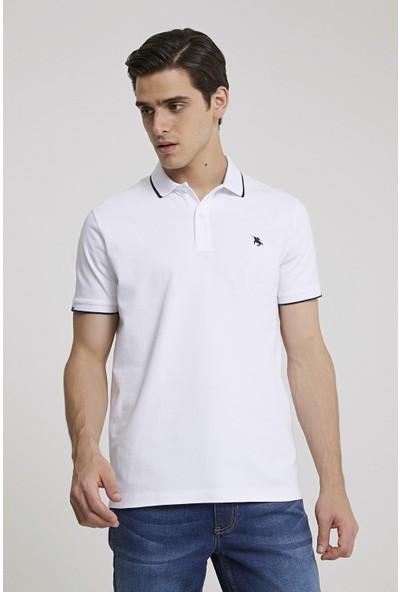 D'S Damat Regular Fit Polo Yaka T-Shirt