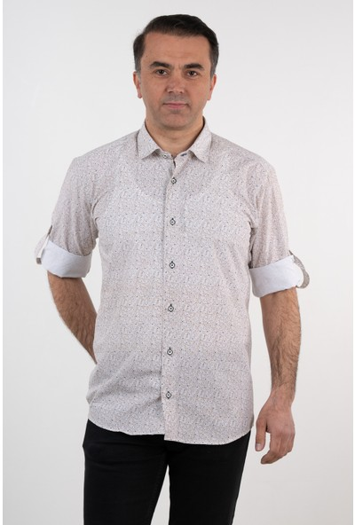 Bican Slimfit Gömlek