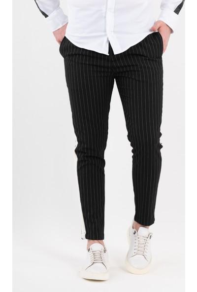 2Y Premium Çizgili Pantolon