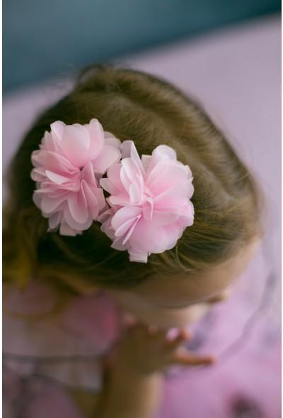 Pixy Love Pembe Kız Çocuk 2'Li Klips Frida