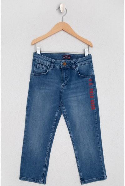U.S. Polo Assn. Erkek Çocuk Denim Pantolon 50222823-DN0022