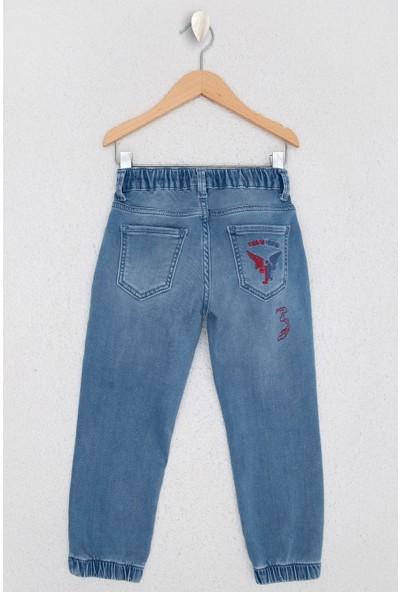 U.S. Polo Assn. Erkek Çocuk Denim Pantolon 50224992-DN0021