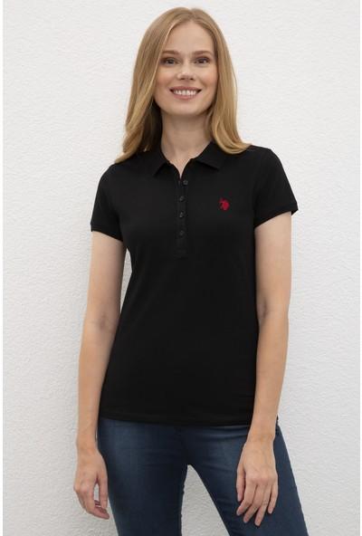 U.S. Polo Assn. Kadın T-Shirt Basic 50222743-VR046