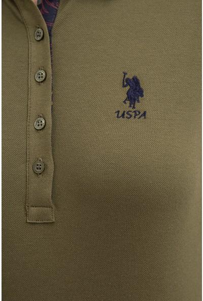 U.S. Polo Assn. Kadın Sweatshirt Basic 50205969-VR111