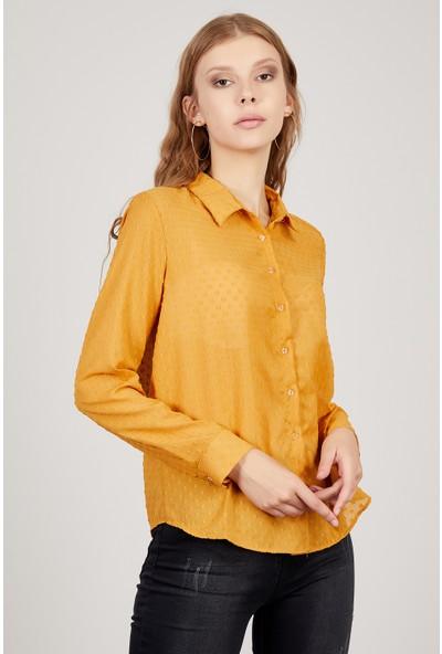 Manche Hardal Kadın Gömlek Mk20S162503
