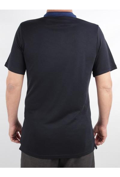 Alexander Gardi Battal Beden Regular Fit Polo Yaka T-Shirt XXXXL