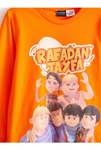 LC Waikiki Rafadan Tayfa Erkek Çocuk Tişört