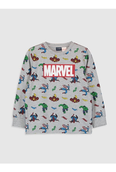 LC Waikiki Marvel Comics Erkek Çocuk Tişört