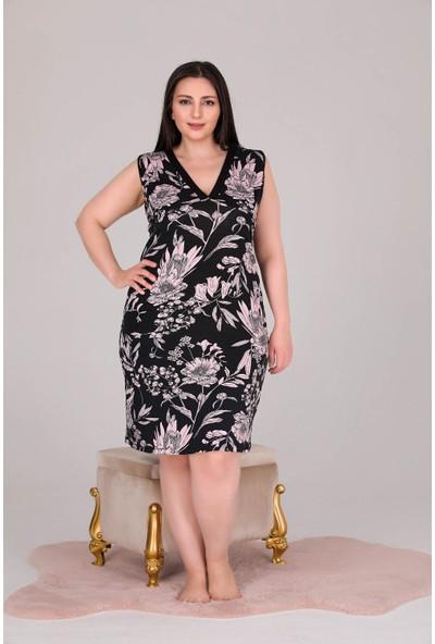 Lady Lingerie 8701 Battal Tunik Elbise