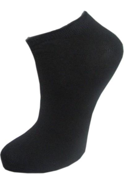 Gülsa 3'lü Bambu Erkek Patik Çorap