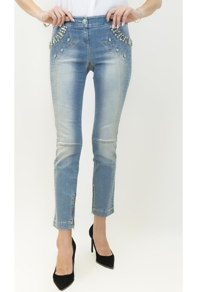 Gizia Kadın Pantolon M14K1R0031