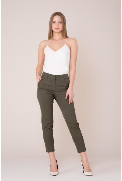 Gizia Kadın Pantolon M19Y1Q0321