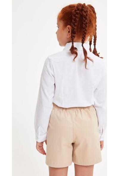 DeFacto Uzun Kollu Gömlek K9023A620AU