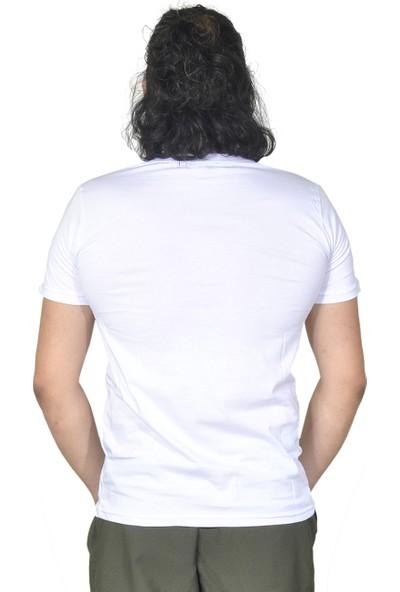 Baykim Rahat Beden Taşlı Tişört