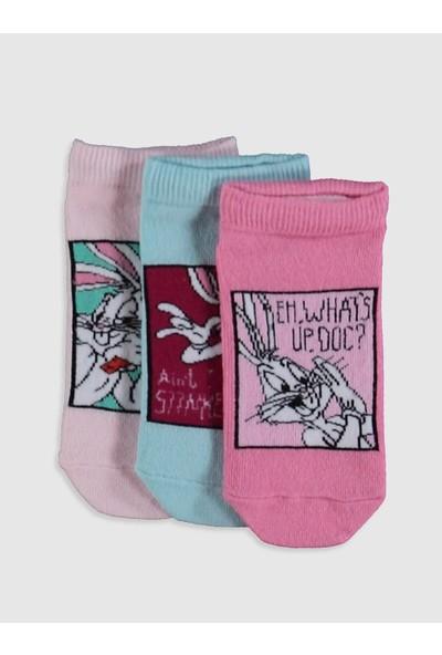 LC Waikiki Kız Çocuk Patik Çorap