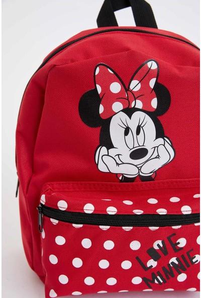 Defacto Mickey Mouse Lisanslı Sırt Çantası