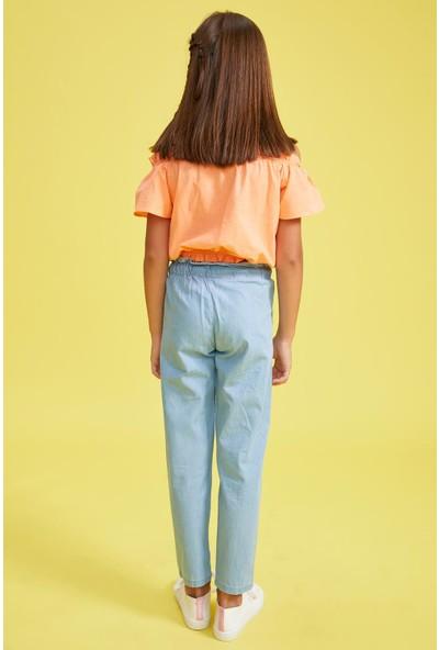 DeFacto Kız Çocuk Carrot Fit Jean Pantolon N9173A620HS
