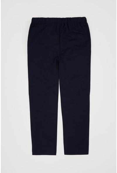 Defacto Erkek Çocuk Beli Lastikli Pamuklu Pantolon