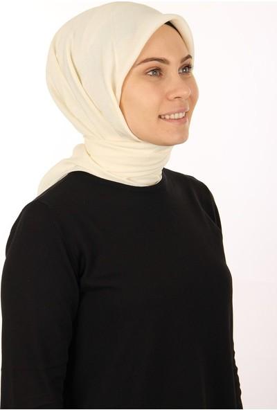Aker 1040200 Simli Monogram Eşarp