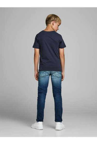Jack & Jones Tee Ss Crew Neck Noos Erkek Çocuk T-Shirt