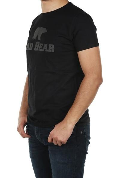 Bad Bear Erkek Baskılı Tshirt 19.01.07.002
