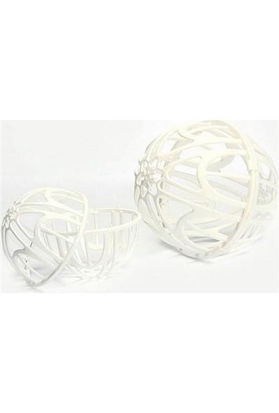Obje Beyaz Sütyen Yıkama Topu