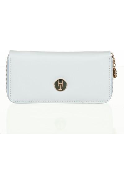 Th Bags Kadın Cüzdan & Kartlık Th Cüzdan Beyaz