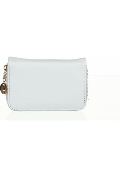Th Bags Kadın Cüzdan & Kartlık Th Ufak Cüzdan Beyaz