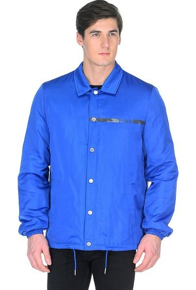 Calvin Klein Jeans Erkek Ceket J30J3010365 U004417 - Mavi