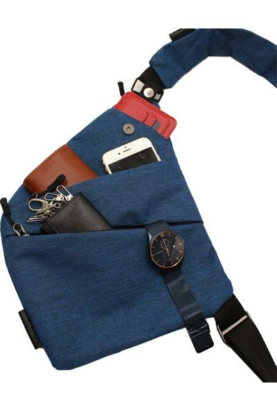 ByHakan Body Bag Çapraz Sırt ve Göğüs Çantası