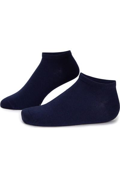 Pierre Cardin Erkek Lacivert Patik Çorap 50231219-200