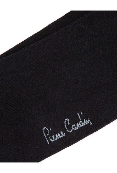 Pierre Cardin Erkek Siyah Patik Çorap 50231219-001