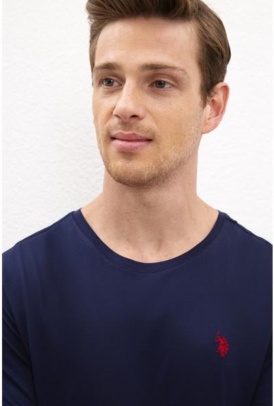 U.S. Polo Assn. Erkek T-Shirt Basic 50222613-VR033