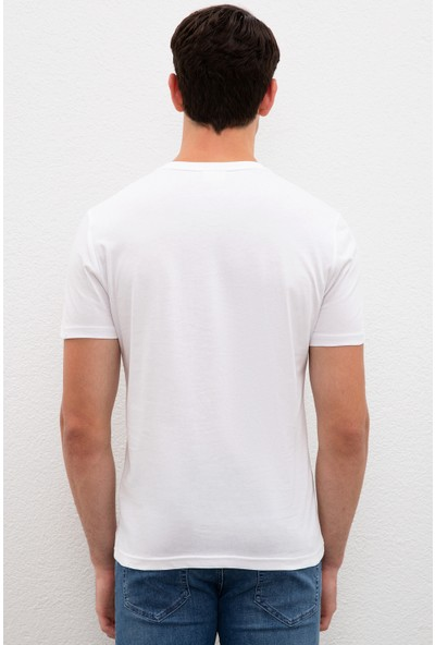 U.S. Polo Assn. Erkek T-Shirt 50217762-VR013