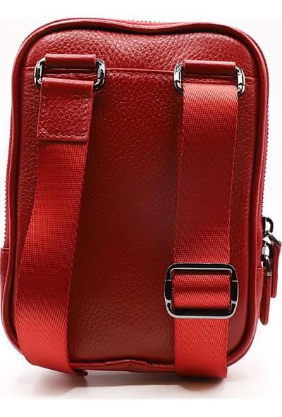 La Scada Gd4255 Kırmızı Omuz Çanta
