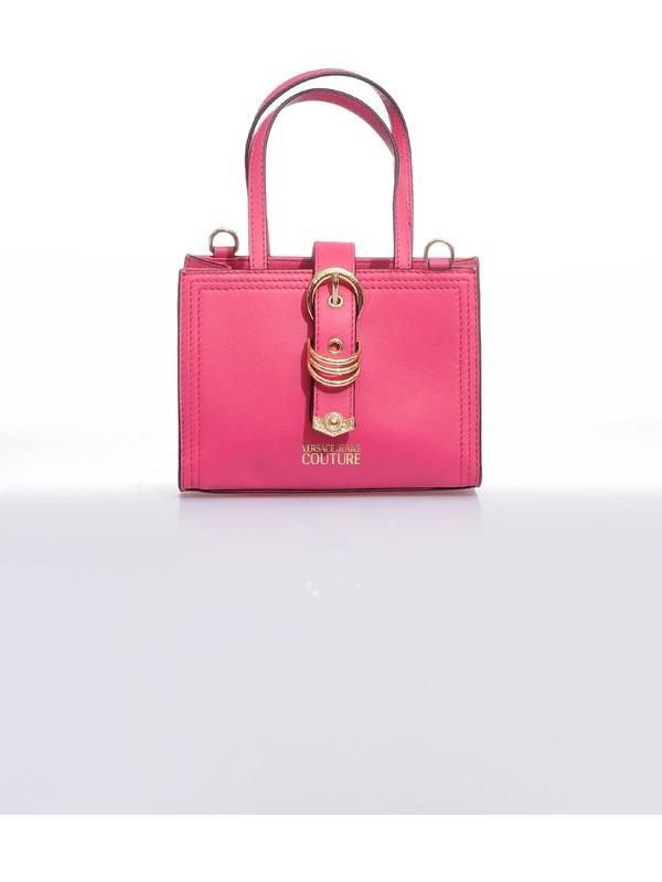 Versace J. Couture E1 Vzbbn6 Pembe Kadın Omuz Çantası