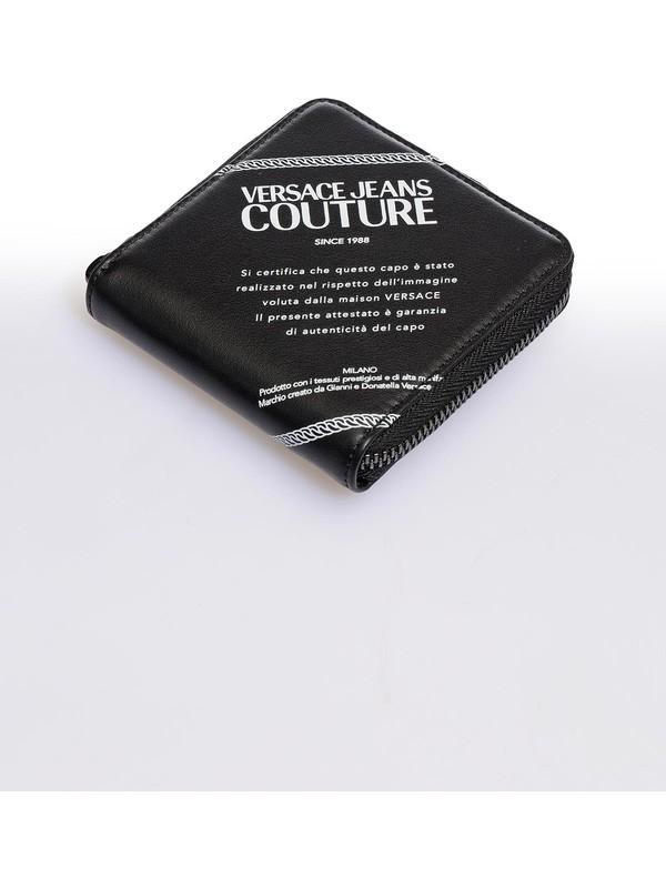 Versace J. Couture E3 Yzapc1 Siyah Renkli Erkek Cüzdan