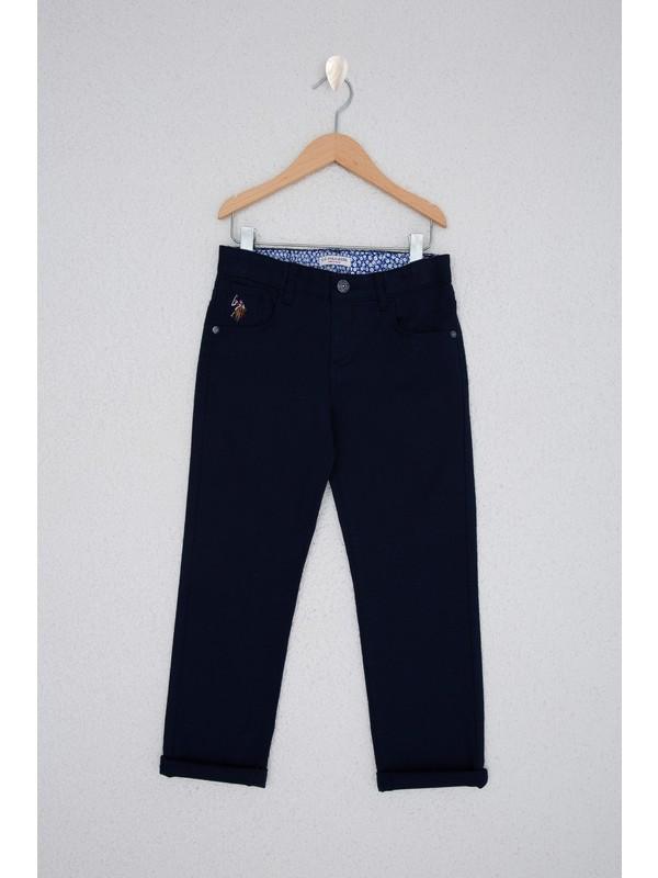 U.S. Polo Assn. Erkek Çocuk Lacivert Chinos 50218313-VR033