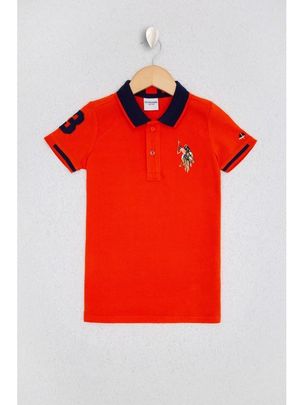 U.S. Polo Assn. Erkek Çocuk T-Shirt Basic 50222611-VR039