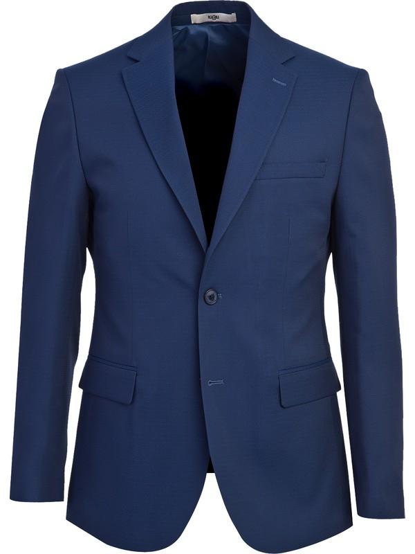 Kiğılı Slim Fit Blazer Ceket