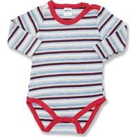 Fuar Uzun Kol Erkek Bebek Badi - Zıbın
