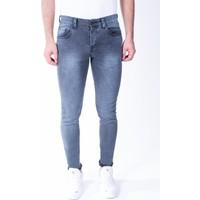 Zenet Jeans Erkek Slimfit Klas Mavi Kot Pantolon