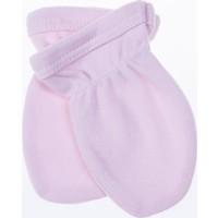 Miniropa Bebek Penye Eldiven Pembe 0 - 3 Ay