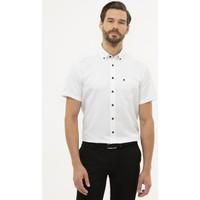 Pierre Cardin Erkek Regular Fit Kısakol Gömlek 50227428-Vr013