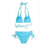 Ayyıldız Kız Çocuk Bikini Takımı 2401-2 Turkuaz